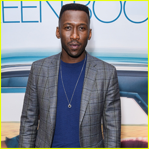 Mahershala Ali Looks So Handsome at 'Green Book' Screening in L.A.