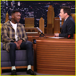 Mahershala Ali Reveals He Ditched A Rap Record Deal for Acting on 'Fallon'!