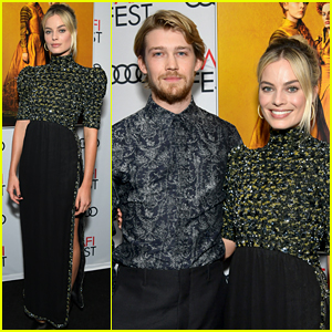 Margot Robbie & Joe Alwyn Close the AFI Fest with 'Mary Queen of Scots' Premiere