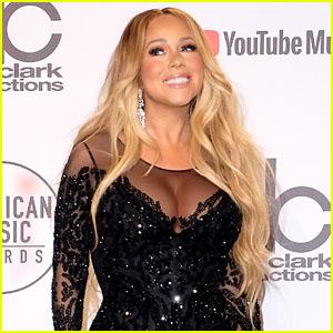 Mariah Carey's 'Glitter' Hits No. 1 on U.S. iTunes Album Chart!