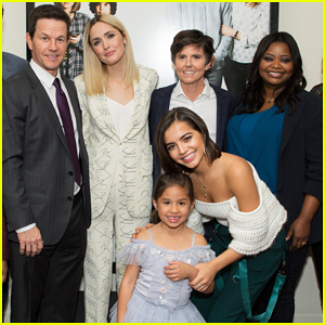 Mark Wahlberg, Rose Byrne & More Gather for 'Instant Family' Premiere!