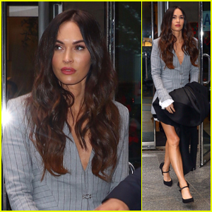 Megan Fox Reveals What She Would Do If She Wasn't an Actress - Watch!