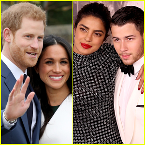 Meghan Markle & Prince Harry Won't Attend Priyanka Chopra & Nick Jonas' Wedding (Report)