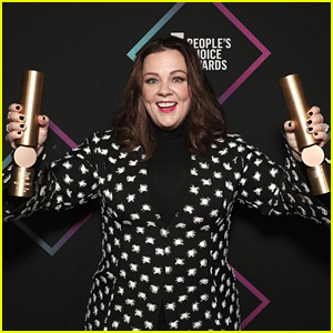Melissa McCarthy Addresses California Wildfires While Accepting People's Choice Icon Award - Watch!