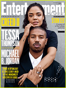 Michael B. Jordan Reveals How 'Creed II' Can Help People
