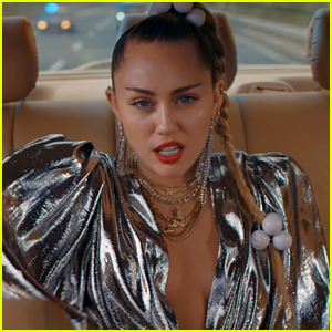 Miley Cyrus Gets Into a Car Chase in 'Nothing Breaks Like a Heart' Video - Watch Now!