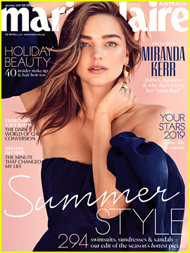 Miranda Kerr Doesn't Mind That She Has a 'Mom Bod' After Having Kids!