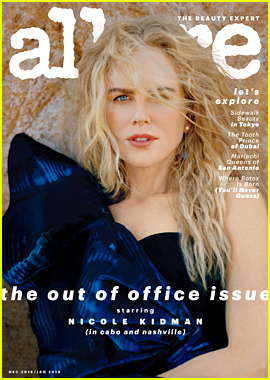 Nicole Kidman Explains Why She Doesn't See Herself as a Celebrity