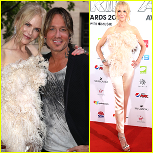 Nicole Kidman & Keith Urban Hit the Red Carpet at ARIA Awards 2018!