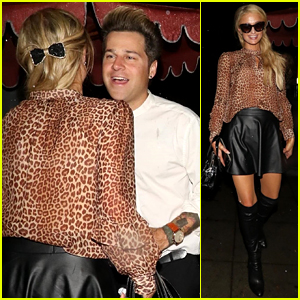 Paris Hilton Is Making The Single Life Look Good!