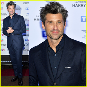 Patrick Dempsey Brings 'The Truth About The Harry Quebert Affair' To Paris!