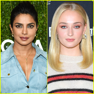 Priyanka Chopra Gives Future Sister-in-Law Sophie Turner a Piggyback Ride at Bachelorette Party!