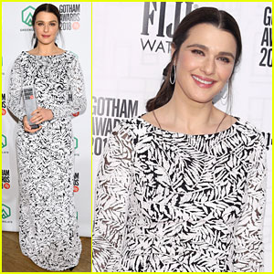 The Favourite's Rachel Weisz Receives Tribute & Ensemble Performance Award at Gotham Awards 2018!