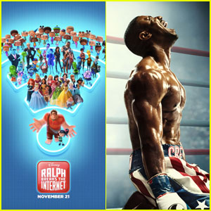 'Ralph Breaks the Internet' & 'Creed II' Enjoy a Huge Thanksgiving at the Box Office!