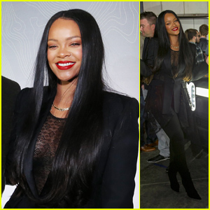 Rihanna Attends Unveiling of Rivian's First-Ever Electric Adventure Vehicle!