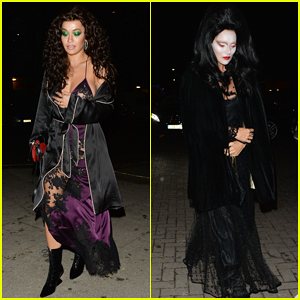 Rita Ora Channels Cher in 'Witches of Eastwick' at Her Star-Studded Halloween Bash!