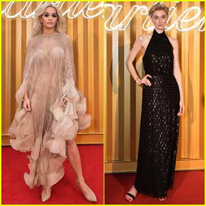 Rita Ora & Elizabeth Debicki Get Glam at Cartier Precious Garage Party!