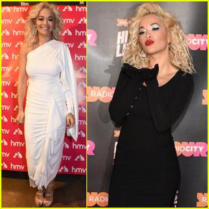 Rita Ora Thanks Fans Following Release of New Album 'Phoenix'