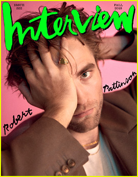 Robert Pattinson Says He Doesn't Feel Like a Professional Actor