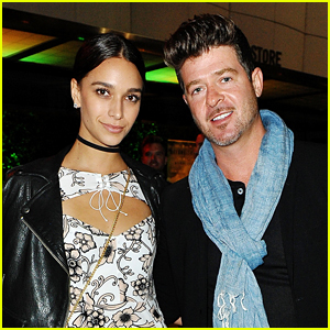 Robin Thicke & April Love Geary's Home Destroyed in California Fires