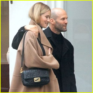 Rosie Huntington-Whiteley & Jason Statham Go Shopping for a Home Makeover