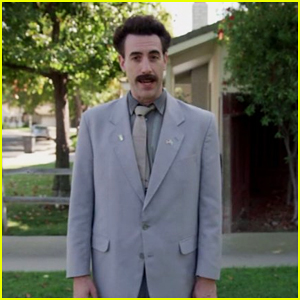 Sacha Baron Cohen Brings Back Borat for Midterm Election on 'Jimmy Kimmel Live' - Watch Here!