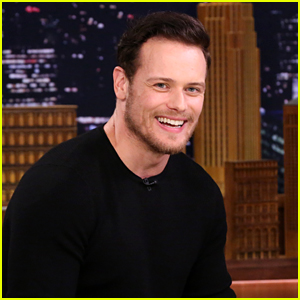 Sam Heughan Ends His Quick Trip to New York City with 'Tonight Show' Appearance - Watch Now!