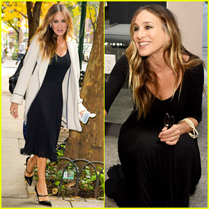 Sarah Jessica Parker Celebrates 'Born Lovely' Fragrance Launch in NYC!