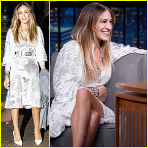 Sarah Jessica Parker On Personally Selling Her Own Shoe Line: 'I'm There As Often As Possible'