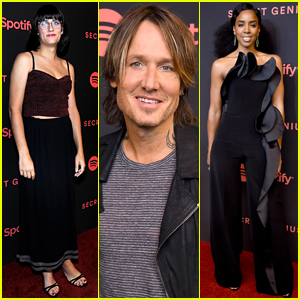 Spotify's Secret Genius Awards Brings Out Lots of Stars!