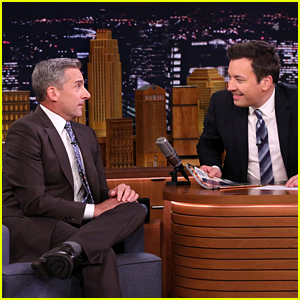 Steve Carell Was Nervous Meeting Kelly Clarkson Years After 'The 40-Year-Old Virgin' - Watch!