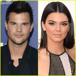 Taylor Lautner Thanks Kendall Jenner While Celebrating 'Twilight' 10 Year Anniversary - Find Out Why!