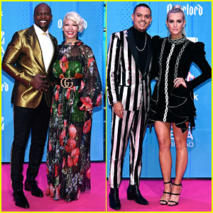 Terry Crews Is Living Out His Dream At MTV EMAs 2018