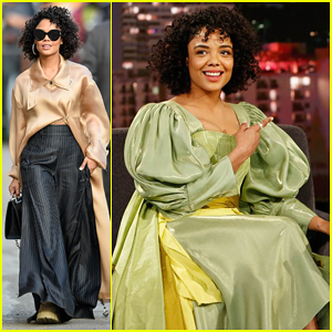 Tessa Thompson Was Cast in 'Creed' By Sylvester Stallone Himself!