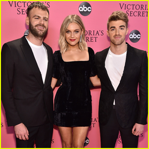 The Chainsmokers & Kelsea Ballerini Debut 'This Feeling' Official Video!