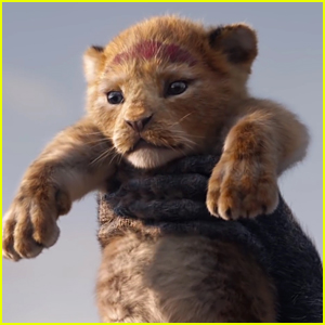 Disney's 'The Lion King' Live-Action Movie Debuts First Trailer!