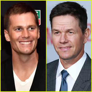 Tom Brady Would Want Mark Wahlberg to Play Him in a Movie!