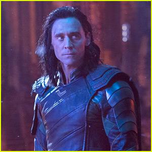 Tom Hiddleston's Loki Series Confirmed by Disney!