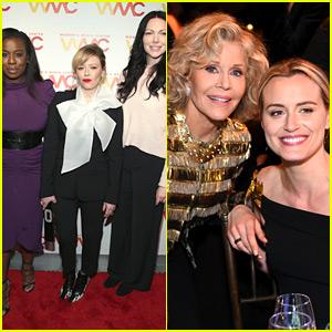 'Orange Is the New Black' Cast Supports Jane Fonda at Women's Media Awards