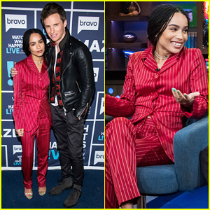 Zoe Kravitz Shades Lily Allen on 'WWHL', Says She Was Attacked By Her - Watch Here!