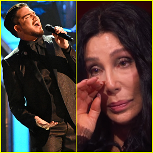 Adam Lambert Brings Cher to Tears with Rendition of 'Believe' - Watch Now!
