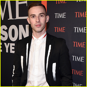 Adam Rippon Steps Out for Time's Person of the Year Celebration 2018!
