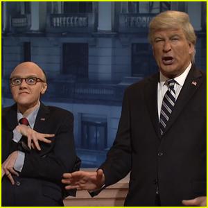 Alec Baldwin Returns as Trump on 'SNL,' Jokes About Parking Space Arrest - Watch Now!