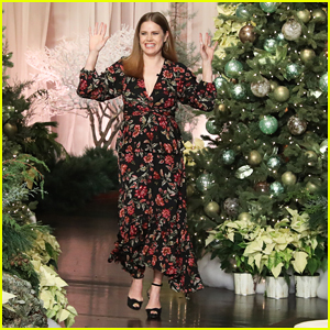 Amy Adams Reminisces 'That '70s Show' Role with Ashton Kutcher on 'Ellen' - Watch Here!
