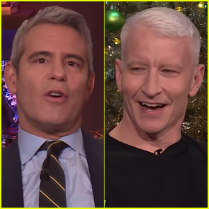 Andy Cohen Reveals He & Anderson Cooper Are 'Eskimo Brothers' - Watch!