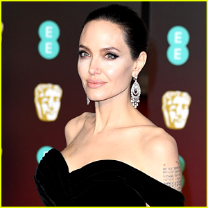 Angelina Jolie Hints That She Might Get Involved in Politics!