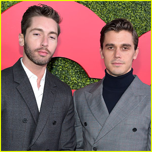 Queer Eye's Antoni Porowski Is Instagram Official with New Boyfriend!