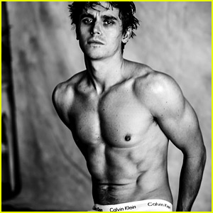 Antoni Porowski Strips Down for His Hottest Photo Shoot Yet!