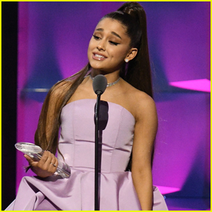 Ariana Grande Gives Emotional Speech Accepting Billboard's Woman of the Year Award - Watch Now!