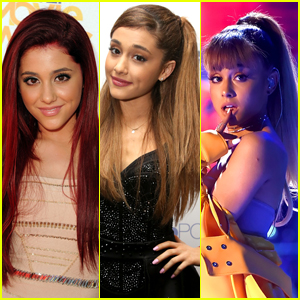 Ariana Grande's Hair Style Evolution Over the Years!